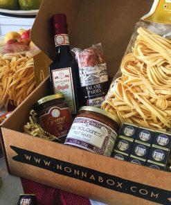 Emilia Romagna Recipes Box