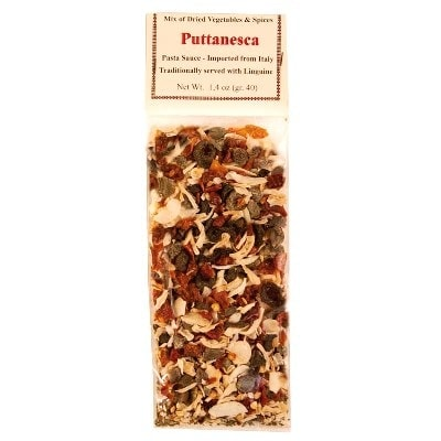 "Dried ""Puttanesca"" Sauce Mix"