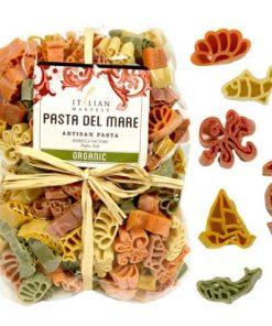 Pasta del Mare Sea Theme by Marella: Organic