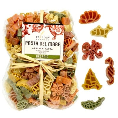 Pasta del Mare Sea Theme by Marella: Organic