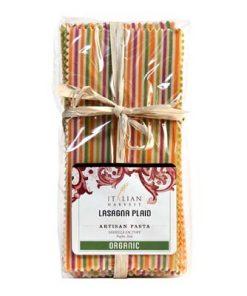 Lasagna Plaid by Marella: Organic