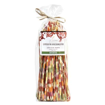 Linguine Arcobaleno (Rainbow Linguine) by Marella