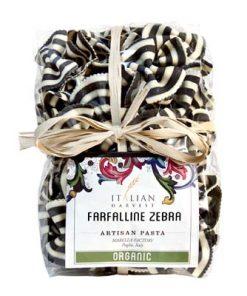 Farfalline Zebra Black & White Bowties by Marella: Organic