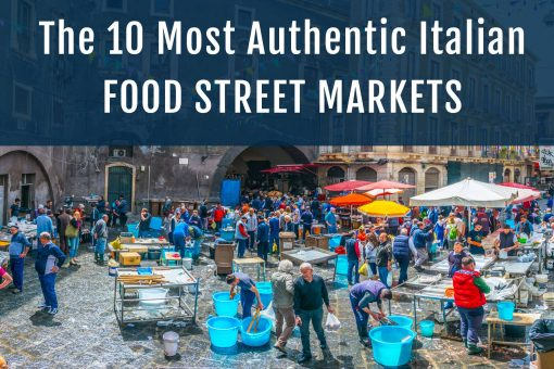 Italian Food Street Markets