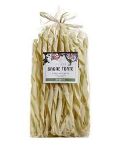 Sagne Torte Twisted Handmade Strips by Marella: Organic