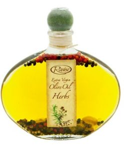 Ligurian Herb Infused Extra Virgin Olive Oil by Ranise: 200ML