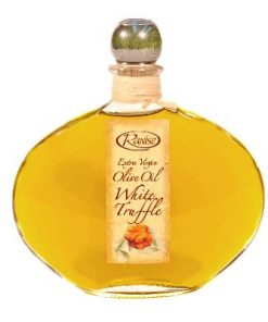 Ligurian White Truffle Infused Extra Virgin Olive Oil by Ranise: 200ML