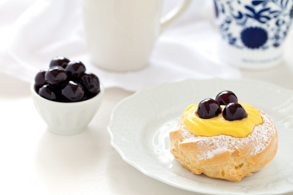 This is the best authentic Italian zeppole recipe.