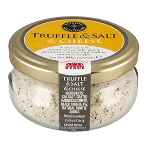 NEW Truffle & Salt & Cheese (Truffle & Salt with Parmigiano Reggiano Cheese)