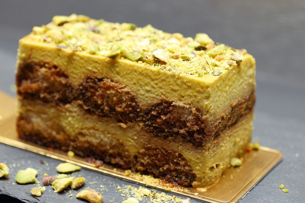 Pistachio Tiramisu Recipe is a delicious choice.
