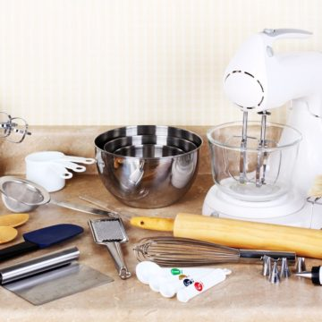 Essential Baking tools and equipment
