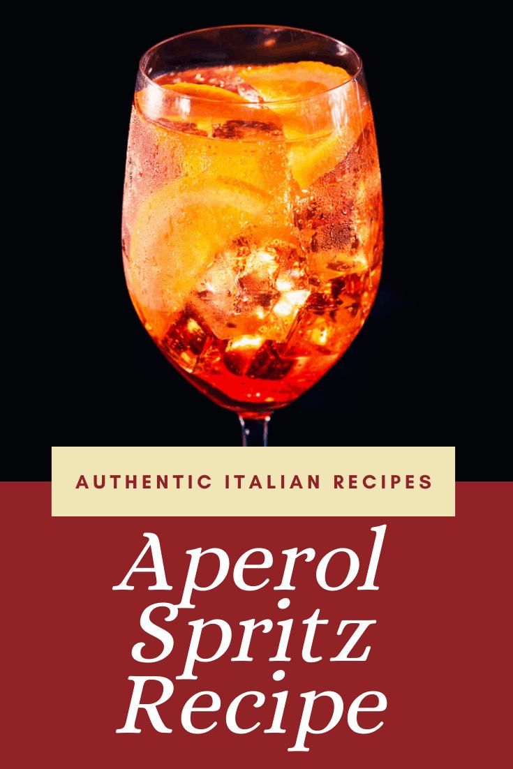 Refreshing Aperol Spritz Recipe - The Italian Aperitivo Drink