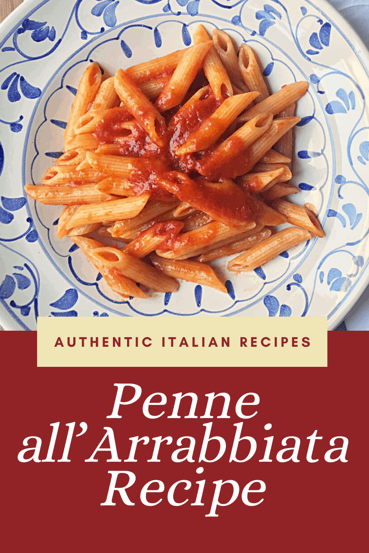Although it seems very simple, basically tomatoes and chili peppers, Penne all\'Arrabbiata is a classic that still needs a bit of attention to perfect. #penne #pasta #chili #tomato #recipe