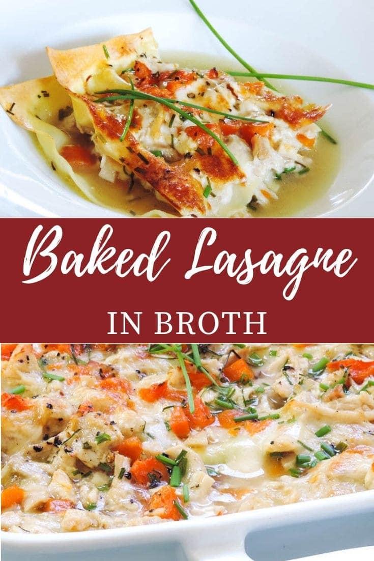 Lasagne in Brodo alla Molisana