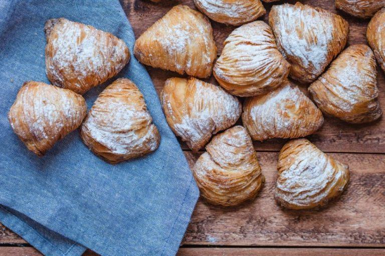 campania recipes and food