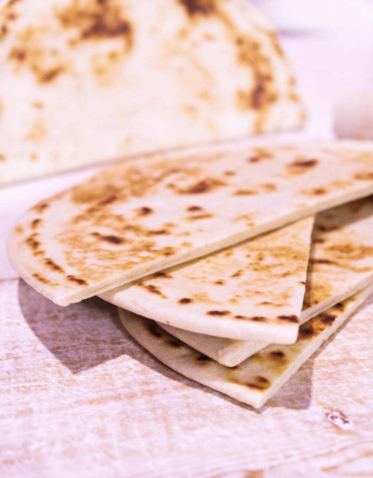 Italian flatbread recipe - piadina