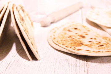 piadina recipe - italian flatbread recipe