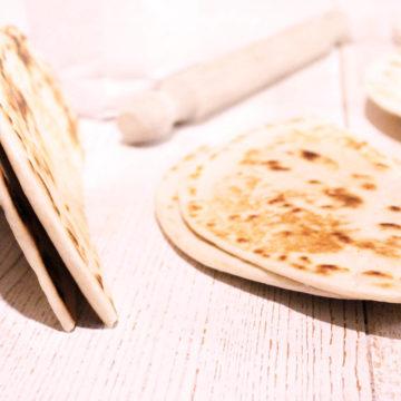 piadina recipe - italian flatbread recipe