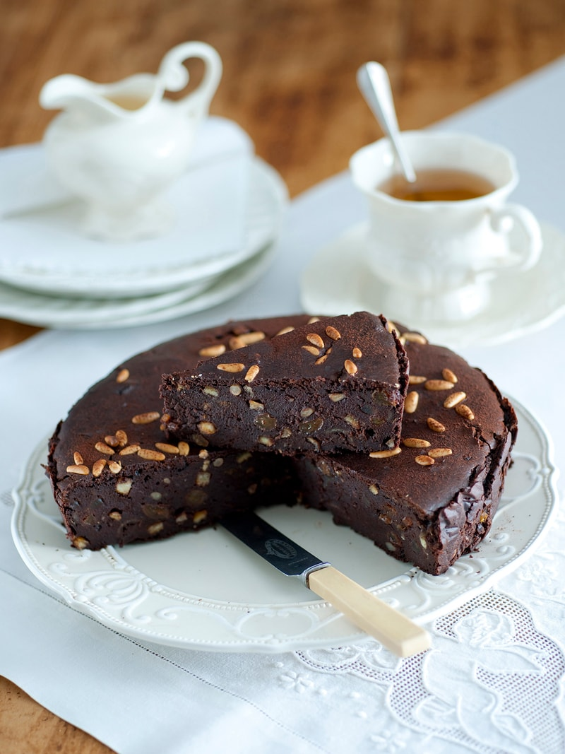 torta paesana recipe cake dessert