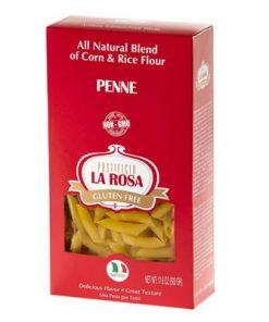Penne Gluten Free Corn & Rice Pasta by La Rosa