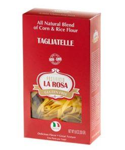 Tagliatelle Gluten Free Corn & Rice Pasta by La Rosa