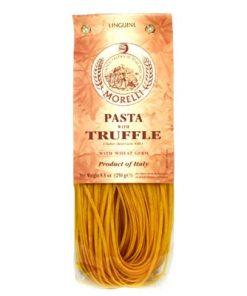 Linguine with Summer Truffle by Morelli