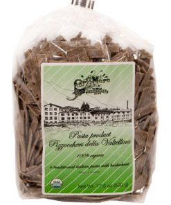 Pizzoccheri Buckwheat Pasta, Bag: Organic