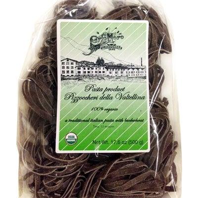 Pizzoccheri Buckwheat Pasta, Bundles: Organic