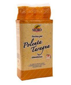 Polenta Taragna with Buckwheat (Instant)