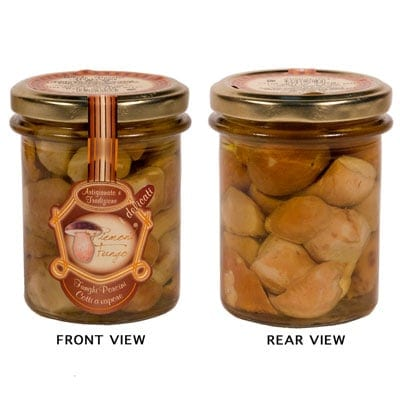 *Porcini Mushrooms in Olive Oil