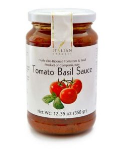 Tomato Basil Sauce by La Reinese