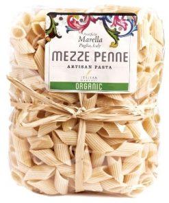 Mezze Penne Short Penne by Marella: Organic