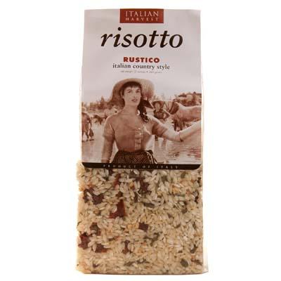 Rustico Risotto Mix with Tomato & Arugula