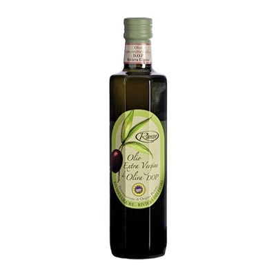"Ligurian ""Taggiasca"" Extra Virgin Olive Oil: D.O.P."