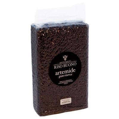 "Artemide Black, Long Grain Rice ""Gran Riserva"" by Riso Buono: Bag"
