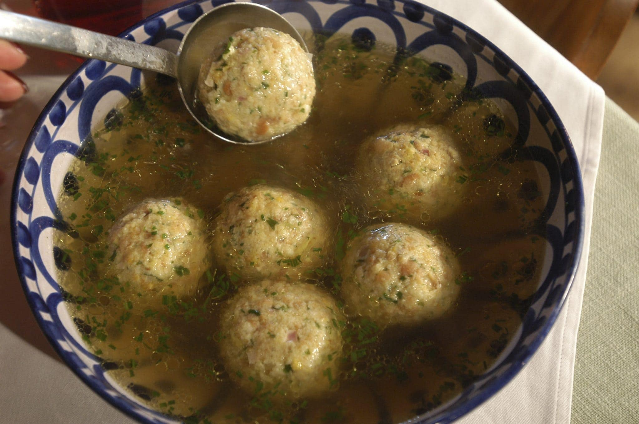 This soup is also among the most popular Italian main dishes.