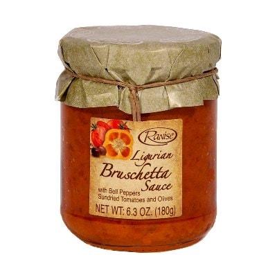 Ligurian Bruschetta Sauce