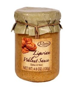 Ligurian Walnut Sauce