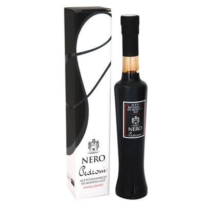 Balsamic Vinegar, Nero