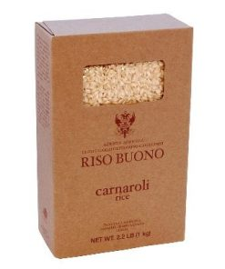 Carnaroli Rice by Riso Buono: Box