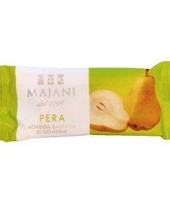 """Fruit Gel """"Juicy Snack"""" Bars: Pear (Box of 12)"""