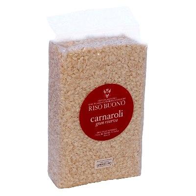 """Carnaroli Rice """"Gran Riserva"""" by Riso Buono: Bag"""