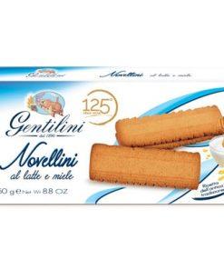 *Novellini Milk & Honey Cookies
