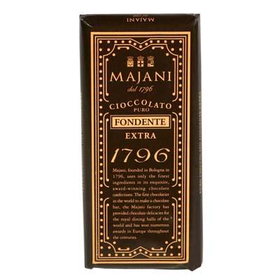 "1796 ""Fondente Extra"" Dark Chocolate Bar 53%"