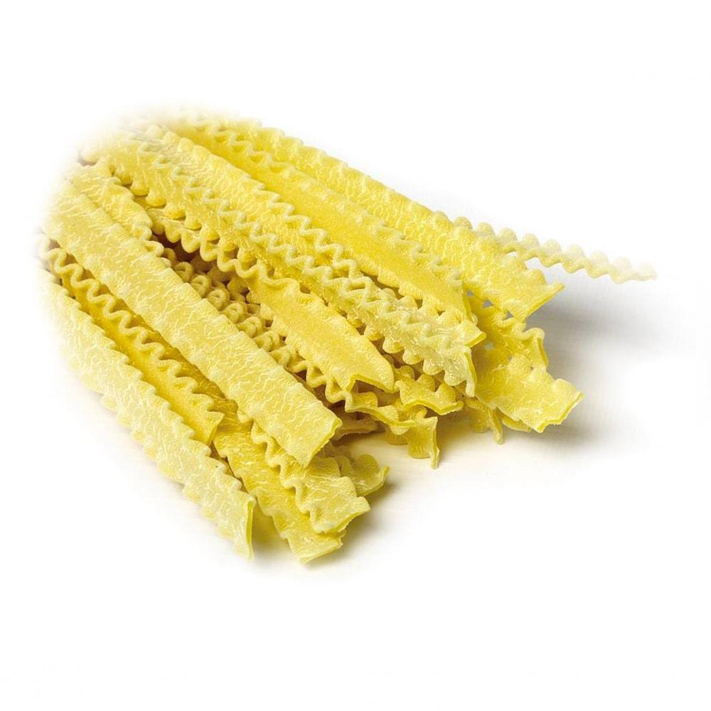 Mafalda tipos de pasta