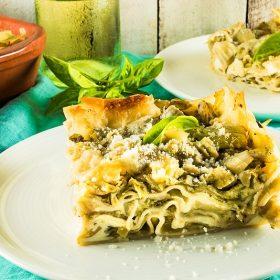 Artichoke Lasagna Recipe