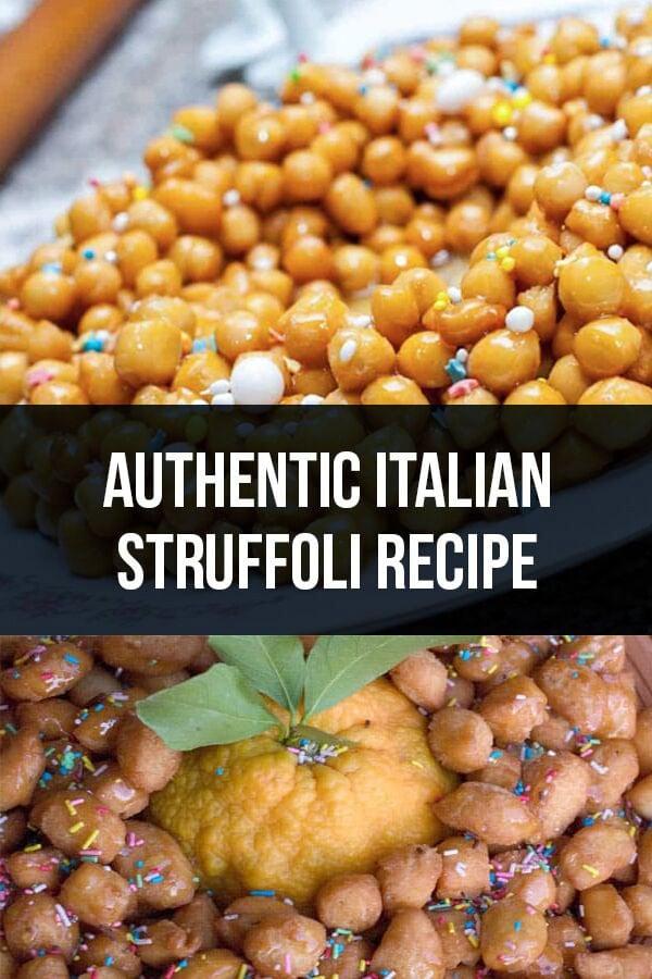 Authentic Italian Struffoli Recipe
