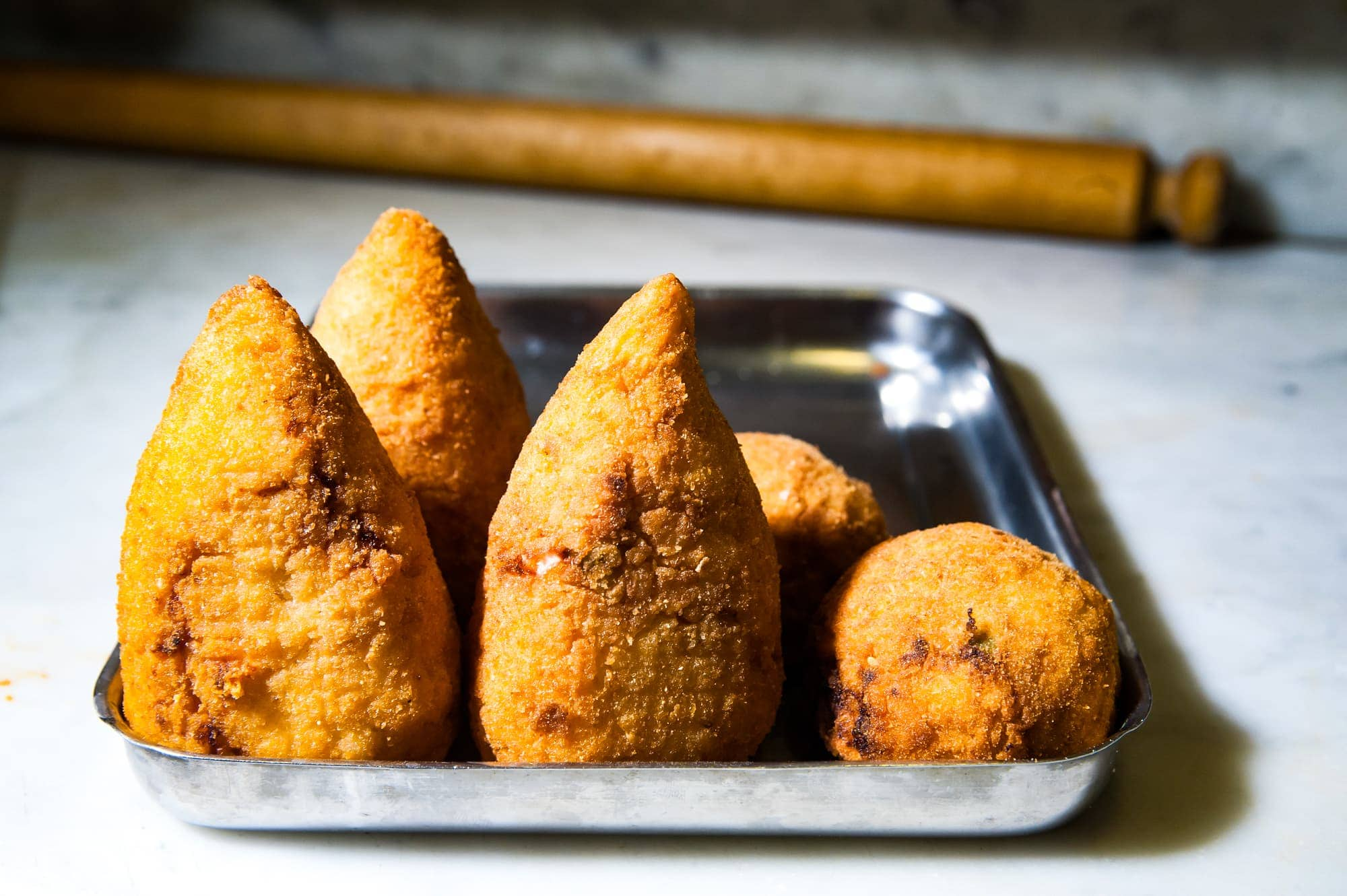 Authentic Arancini Sicilian Rice Balls