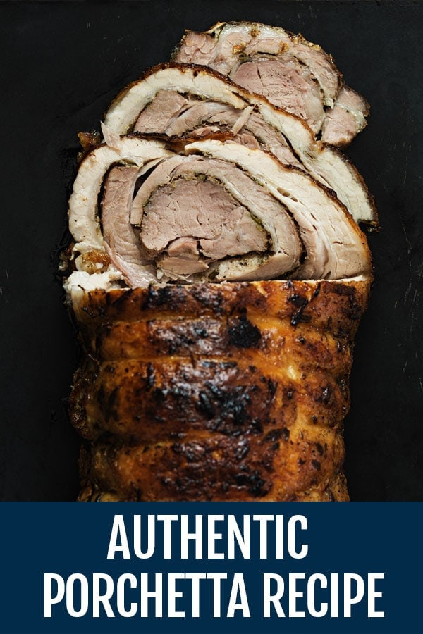 Authentic Porchetta Recipe – Italian Pork Roast