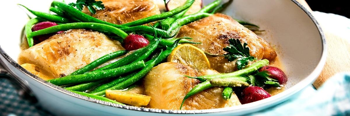Baked cod recipe easy